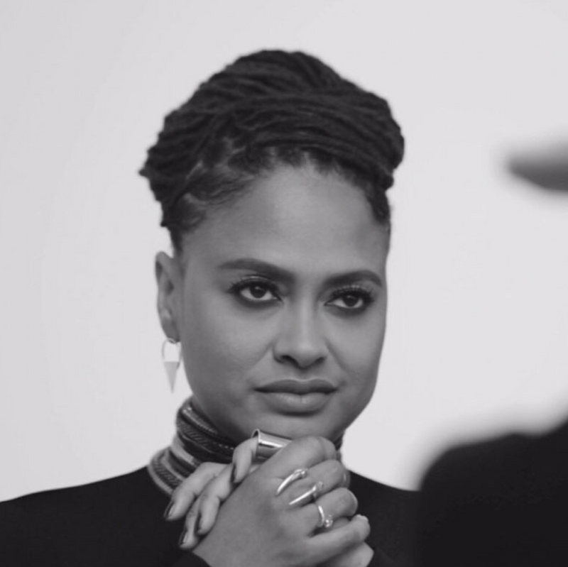 Ava DuVernay wears the Damian Ring by Diaboli Kill Jewelry