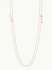 Lust 18K Rose Gold Pendant Necklace