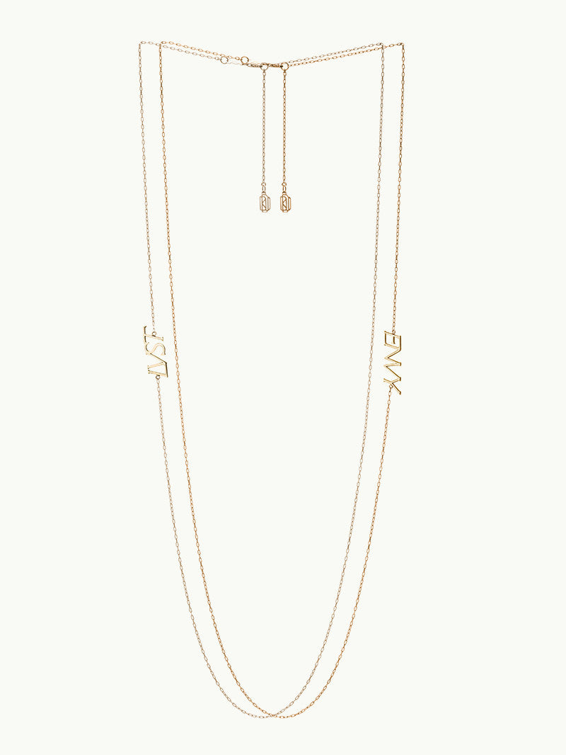 LVST AND ENVY NECKLACES