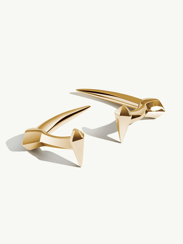 Damian Gold Cufflinks
