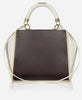 COCO PANEL<br />(for Margot Day Bag)<br /> Chocolate Brown Italian Leather