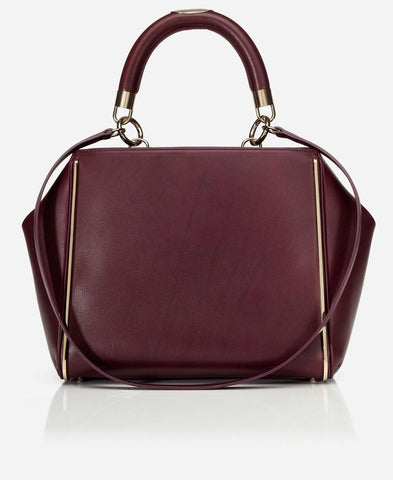 MARGOT DAY BAG<br /> Bordeaux