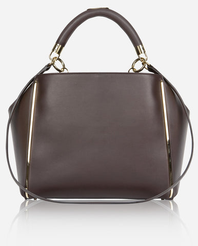 MARGOT DAY BAG<br /> Chocolate