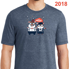 EmberConf T-Shirts (2016—2018)