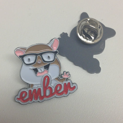 Ember Tomster Pins