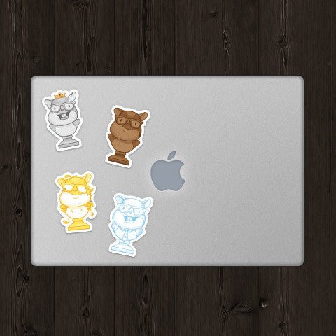 Ember Sticker Bundle