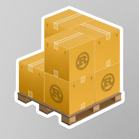 Rust Cargo Stickers