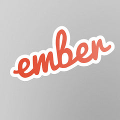 Ember Stickers