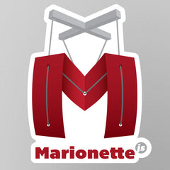 Marionette Stickers