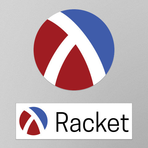 Racket Stickers