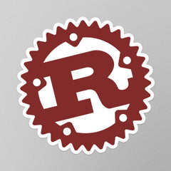 Rust Stickers