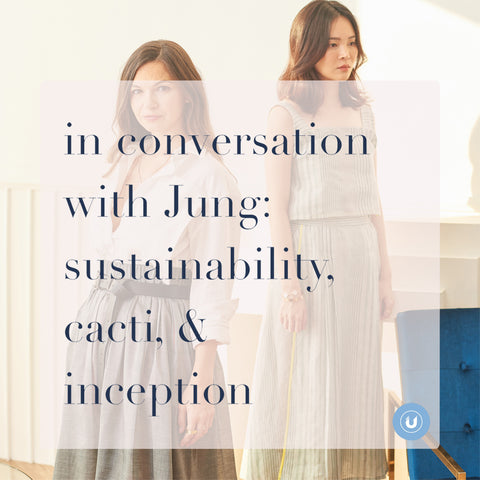 Fashion Unfold interview with Jung Part 2