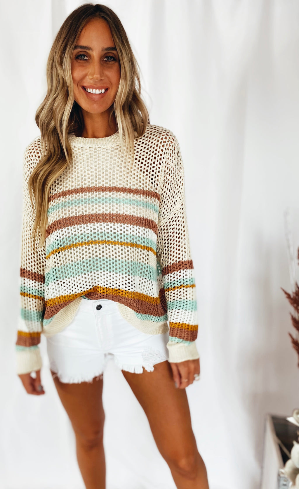The San Clemente Knit Top