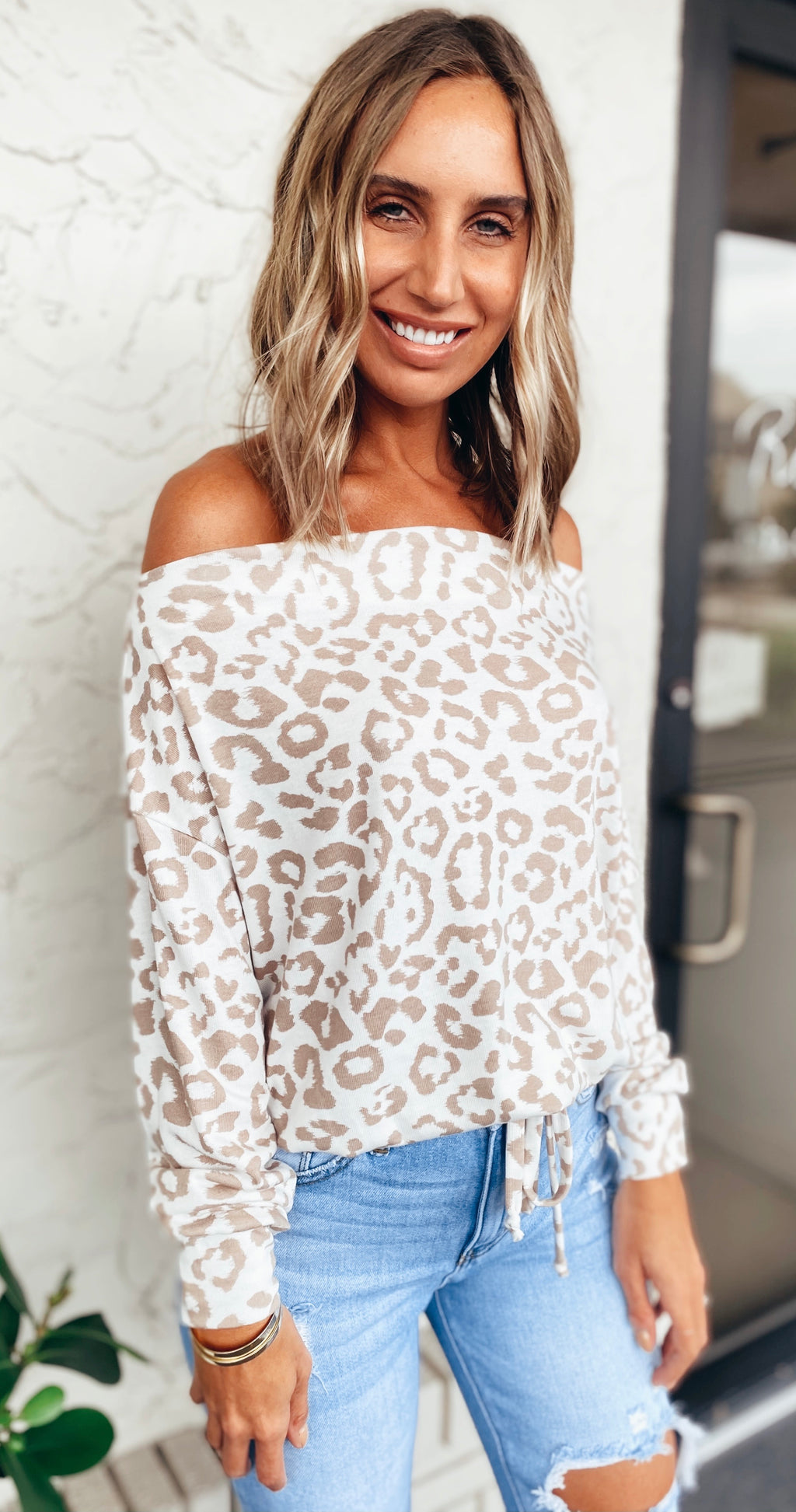 The Sandy Kitty Top