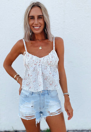 The Rosebud Top