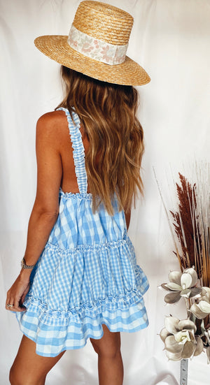 The Blueberry Patch Dress