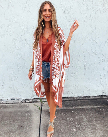 The Rusted Bliss Duster