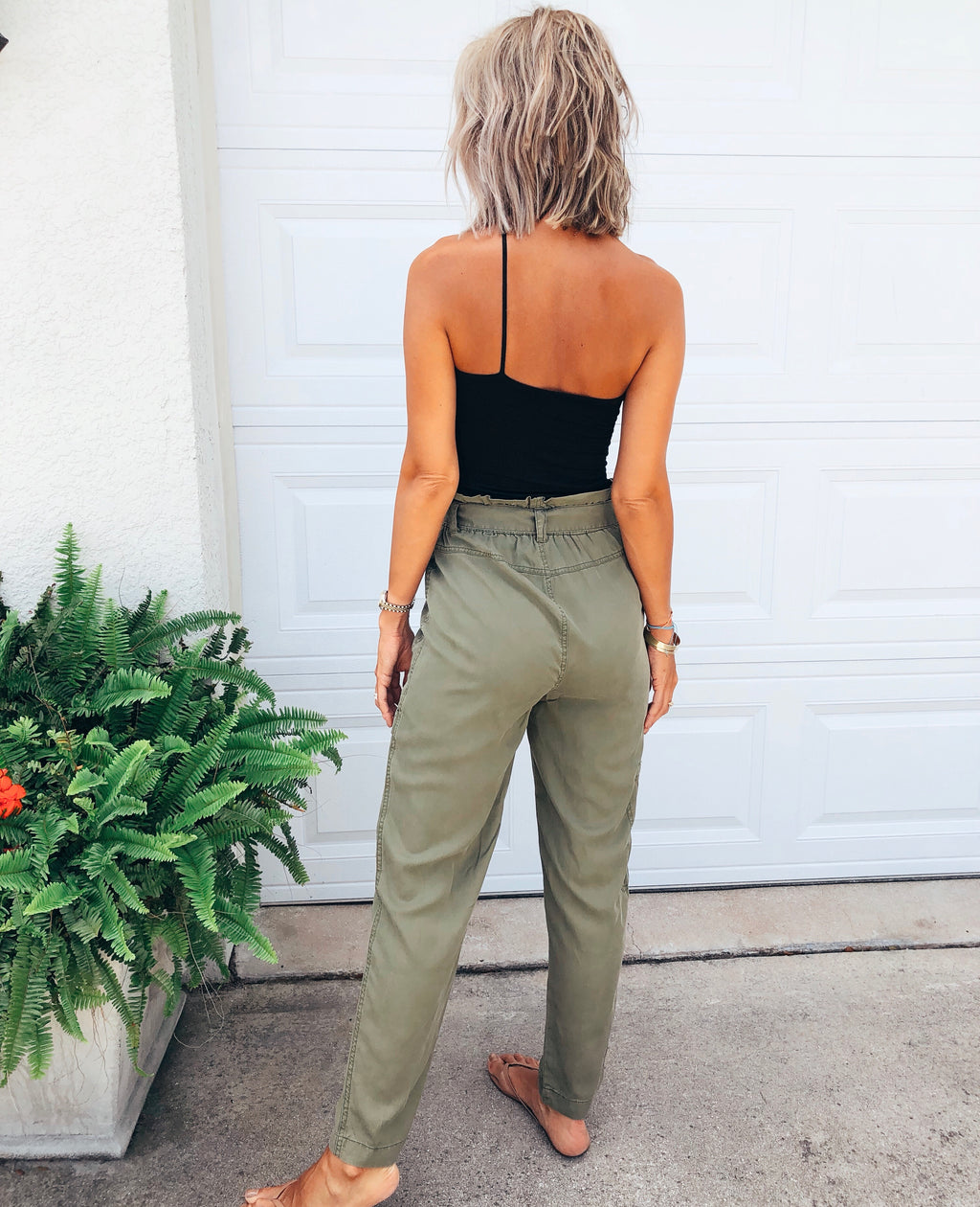 The Edgy One Shoulder Top