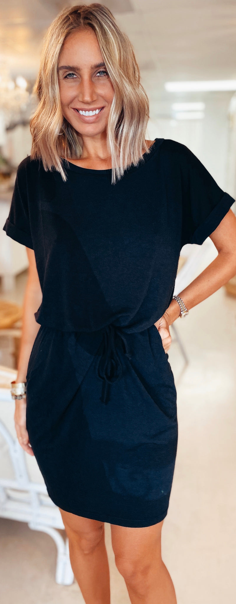 The Grounds Pocket Dress
