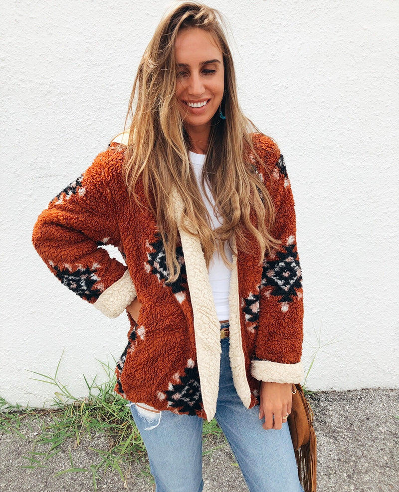 The Rusty Ranchette Jacket