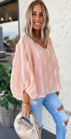The Sweet Apricot Top