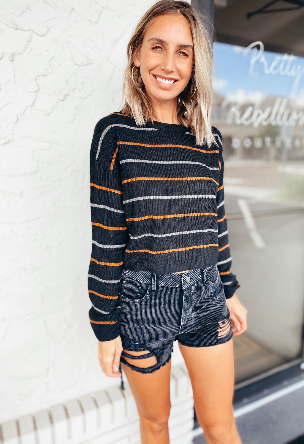 The Salem Lightweight Sweater