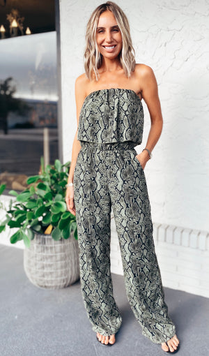 The Mossy Woods Jumpsuit