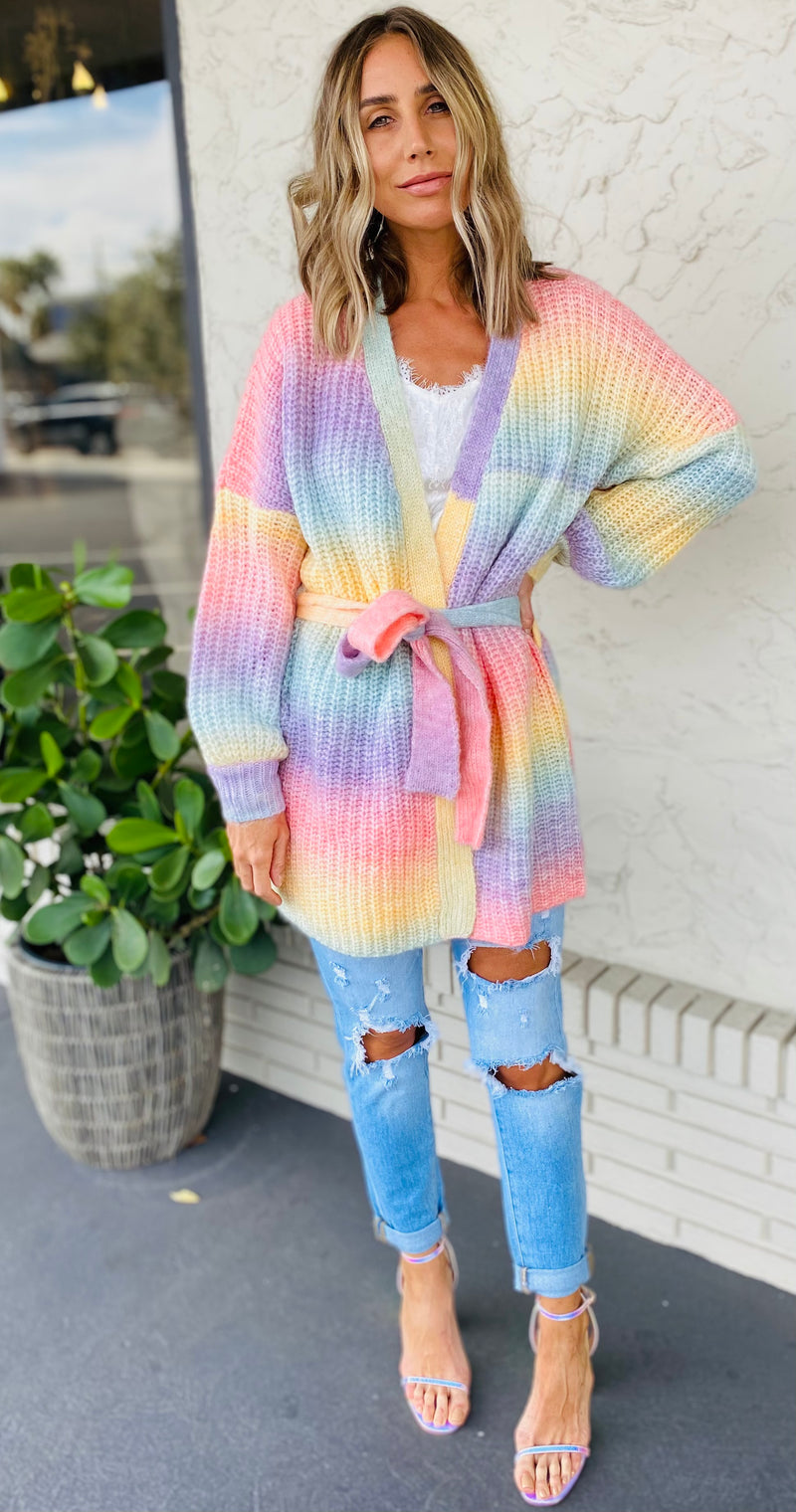 The Candyland Cardigan