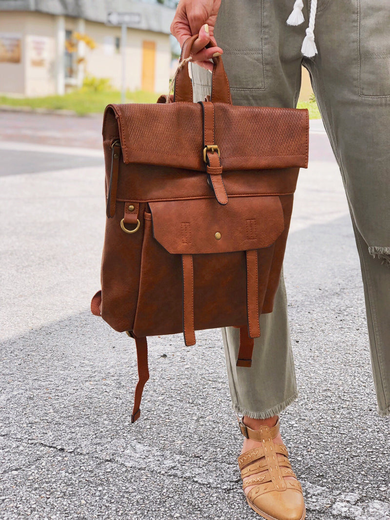 The Saddle Backpack