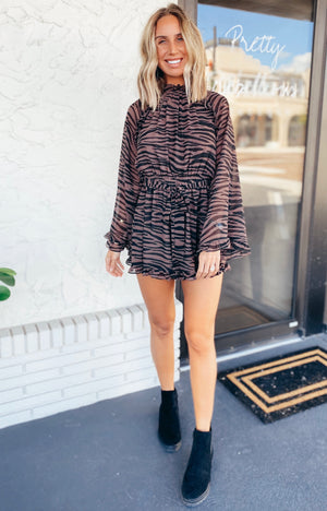 The Kendall Romper