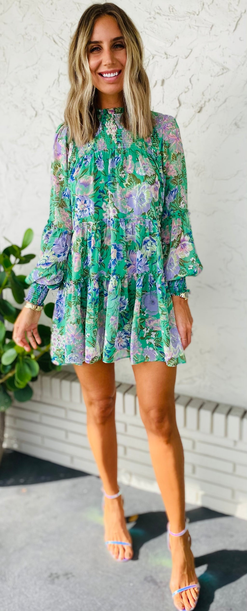 The Spring Brunches Dress