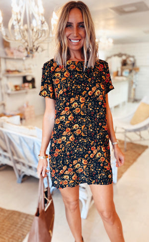 The Marigold Meadow Dress