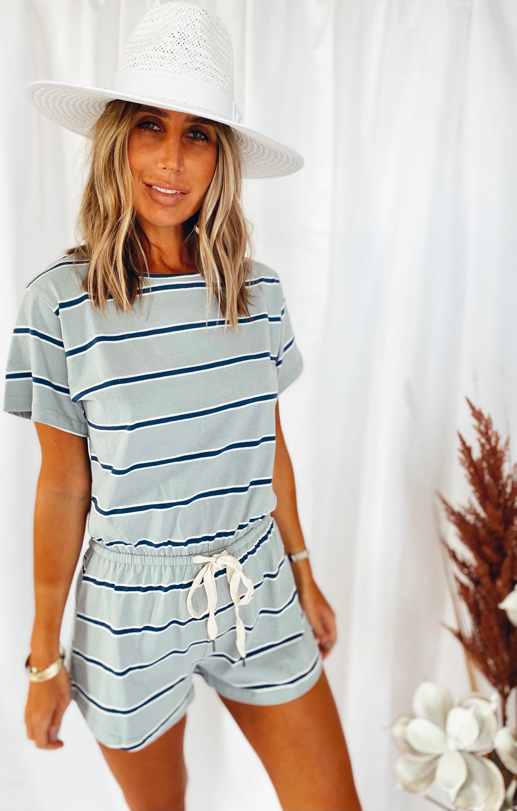 The Sailboat Romper