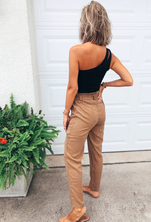 The Earthy Cargo Pants