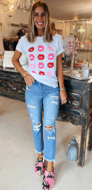 The Kisses Tee