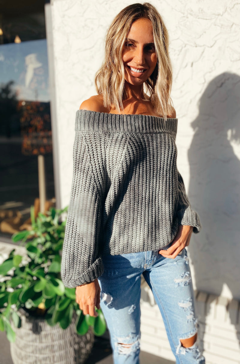 The Make Waves Sweater