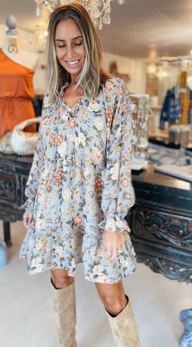 The Flower Shower Dress