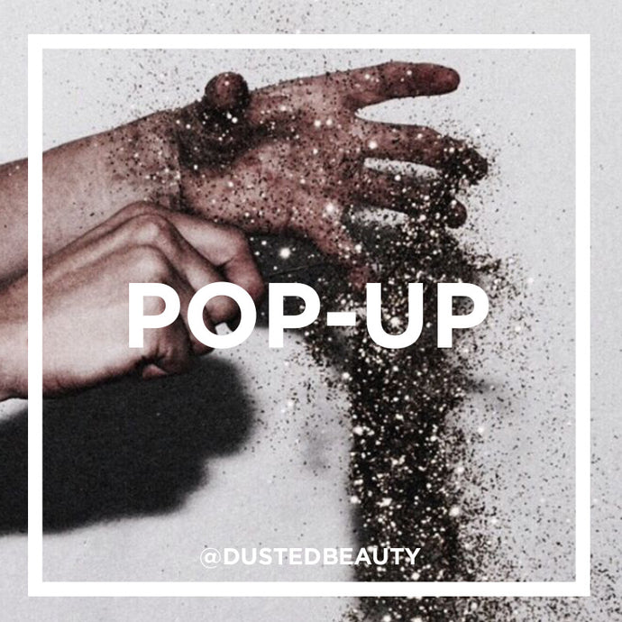 Monthly Pop-Up Shops