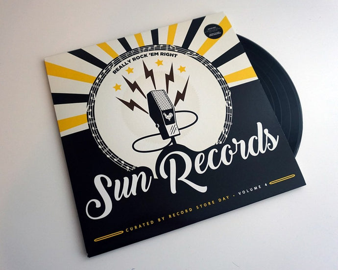 Really Rock'Em Right: Sun Records Curated by Record Store Day – Volume 4