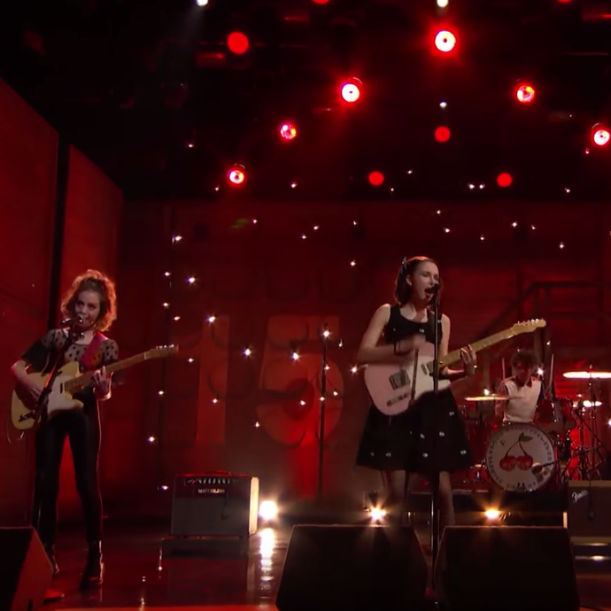 The Regrettes x CONAN