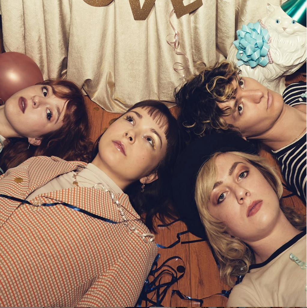 The Regrettes - I Love Us - Travis Shinn - Leticia Llesmin