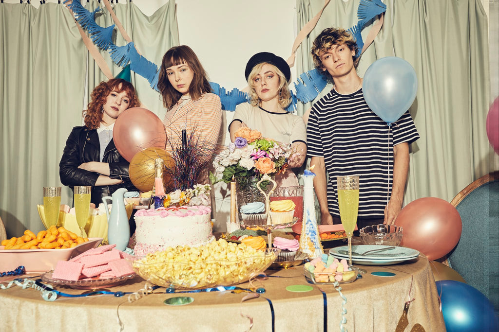 The Regrettes - I love Us, Single & Press Photos