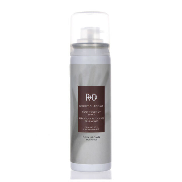 BRIGHT SHADOWS - Root Touch-up Spray in Dark Brown