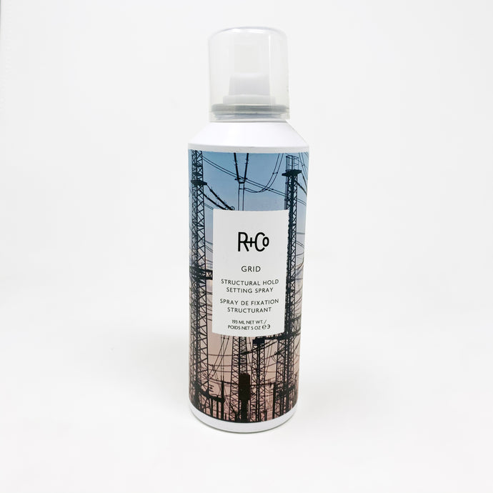GRID - Structural Hold Setting Spray