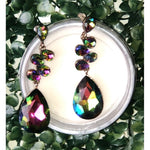 Color in the Dark earrings
