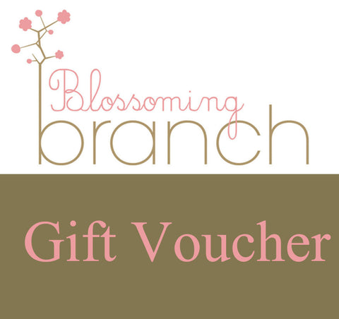 Gift Card - values of £10, £20, £50, £100