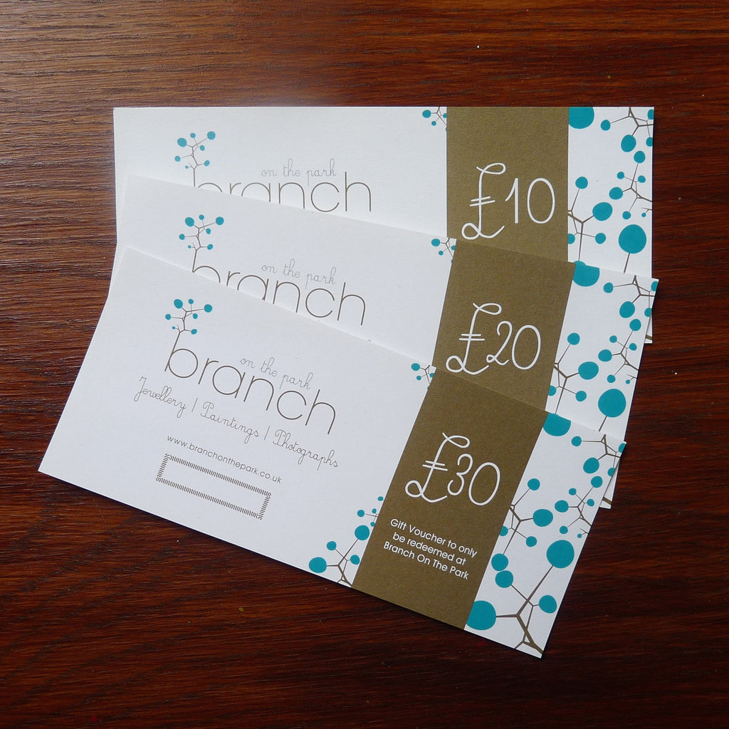 Gift Vouchers to use in store