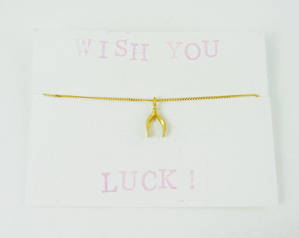 Wish You Luck Necklace