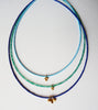 blossoming, branch, sterling, silver, necklace, handmade, jewellery, jewelry, turquoise, 18ct, gold, plate, delicate