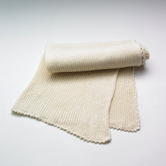 Organic Cotton Baby Blanket